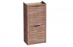 «Соренто» Шкаф 2 дверный Дуб Стирлинг