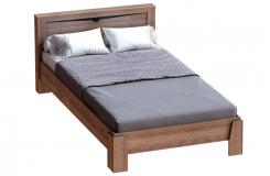«Соренто» кровать 1200 Дуб Стирлинг