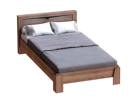 «Соренто» кровать 900 Дуб Стирлинг