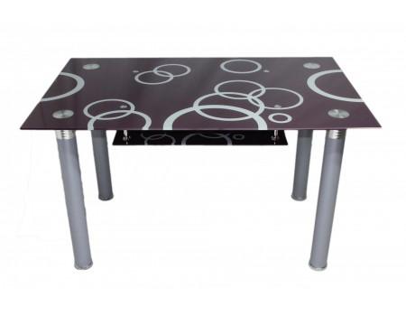 Стол обеденный DT-032 Керри (Фиолетовый)