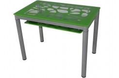 Стол обеденный В 828-2 (Зеленый)