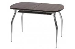 Стол обеденный Водолей-1 В5 (Риголетто темный)