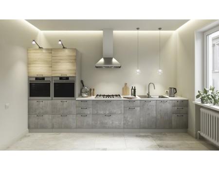Модульная кухня «Лофт»