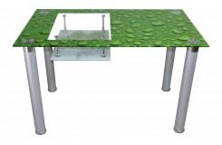 Стол обеденный DT-N1 (Яблоки 1)