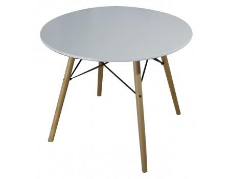 Стол обеденный GH-T 10 (Белый)