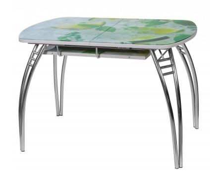 Стол обеденный Космос В1 (Лайм)