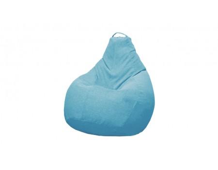 Кресло-мешок «Купер» M (Рогожка NEO, голубой)