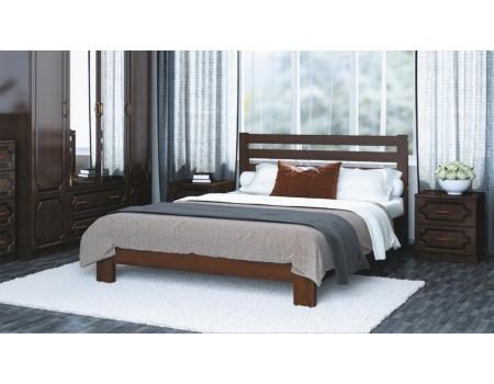 Кровать из массива «Вероника»
