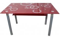 Стол обеденный DT-032 Керри (Красный)