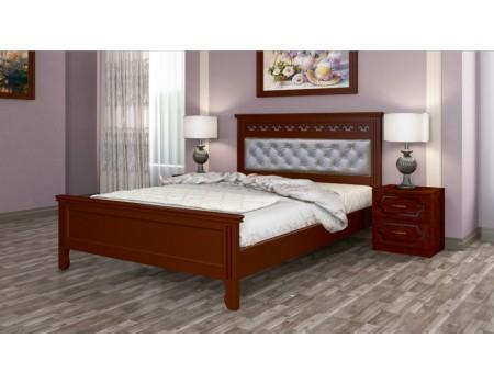 Кровать из массива «Грация»
