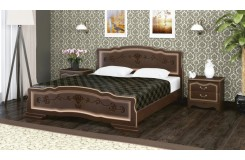 Кровать из массива «Карина-6»