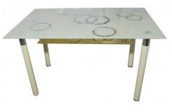 Стол обеденный DT-032 Керри (Кремовый)