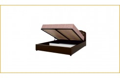 Кровать с мягким изголовьем «Сельта»