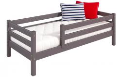 """Вариант 3 Кровать """"Соня"""" Лаванда с защитой по периметру"""