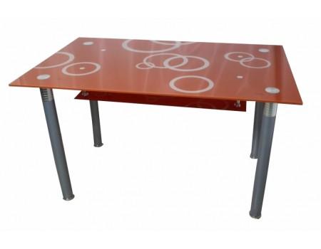 Стол обеденный DT-032 Керри (Оранжевый)