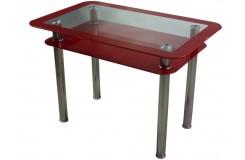 Стол обеденный DT 241 (Красный)