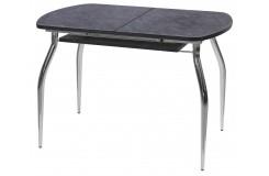 Стол обеденный Водолей-1 В1 (Кастилло темный)