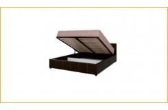 Кровать с мягким изголовьем «Герта»