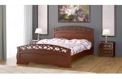 Кровать из массива «Грация-1»