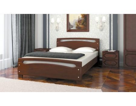 Кровать из массива «Камелия-2»
