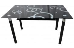 Стол обеденный DT-032 Керри (Черный)