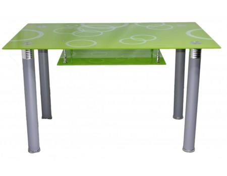 Стол обеденный DT-032 Керри (Зеленый)