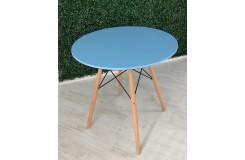 Стол обеденный GH-T 10 (Голубой)
