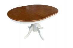 Стол обеденный SW-810 (Белый/Walnut)