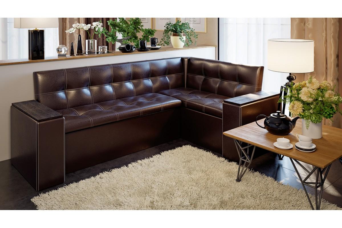кухонный мягкий диван со спальным местом фото содержании молочного