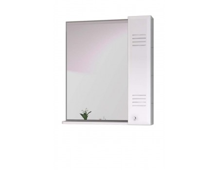 Полка с зеркалом «Селена» 600 мм