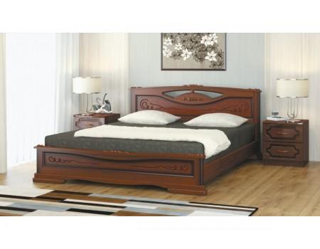 Кровать из массива «Елена-3»