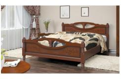 Кровать из массива «Елена-4»