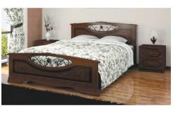 Кровать из массива «Елена-5»