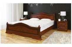 Кровать из массива «Карина-1»