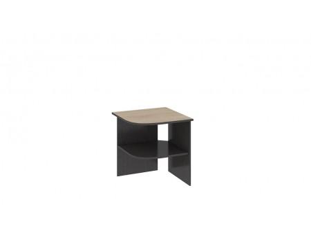 Стол угловой «Успех-2» (Венге Цаво, Дуб Сонома)