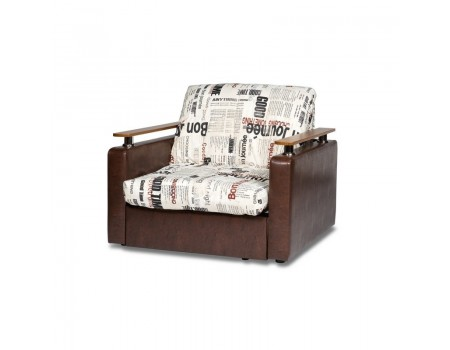 Кресло-кровать Кардинал-5 с декором